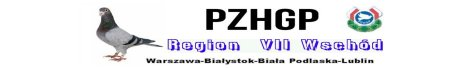 Strona PZHGP Regionu  VII Wschód